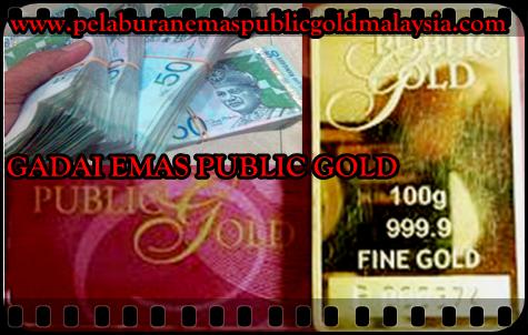 gadai emas public gold