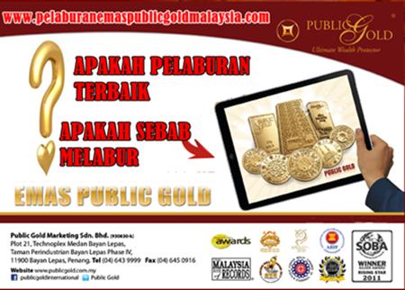 emas APAKAH SEBAB MELABUR  EMAS PUBLIC GOLD APAKAH PELABURAN TERBAIK