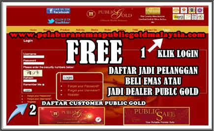 free daftar beli emas public gold