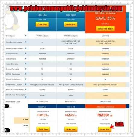 hosting-unlimited-terbaik KAEDAH BELI HOSTING DAN DOMAIN MULA BINA WEBSITE SENDIRI