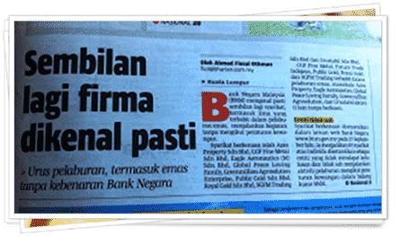 syarikat-pelaburan-disenaraikan-bnm PUBLIC GOLD TERSENARAI BNM DIKELUARKAN DARI SENARAI BNM