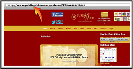referral link dealer public gold