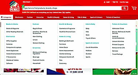Pusat-Beli-Belah-Online-Terbesar-Malaysia ONLINE SHOPPING TERBAIK MALAYSIA
