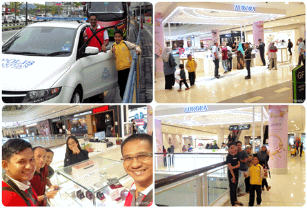 Aurora-Italia-Queensbay-Mall-Penang PG GOLDEN TOUR PENANG