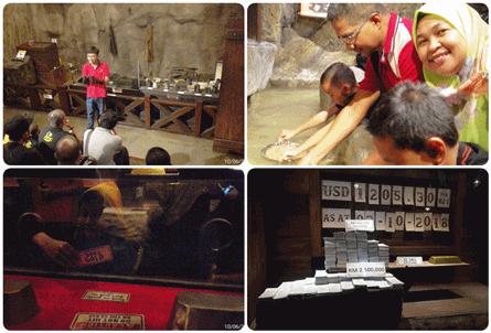 Muzium-Emas-Malaysia PG GOLDEN TOUR PENANG