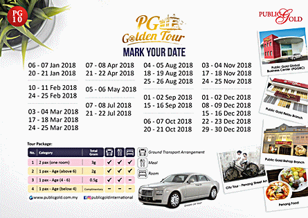 Yuran-Dan-Jadual-Pg-Golden-Tour PG GOLDEN TOUR PENANG