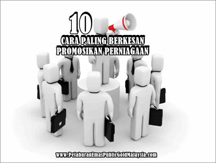 Teknik-Promosi-Perniagaan CARA MUDAH JANA PENDAPATAN PASIF BAGI DEALER PUBLIC GOLD