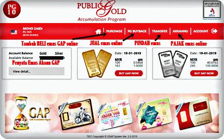 My-GAP-Public-Gold PANDUAN AHLI PUBLIC GOLD DAN TEKNIK PELABURAN EMAS