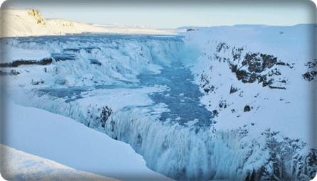 Air-Terjun-Beku 10 KEAJAIBAN DUNIA ARTIK DARI PENGALAMAN DI ICELAND