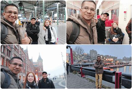 Pengalaman-di-Amsterdam KISAH PERJALANAN PERCUTIAN KE ICELAND