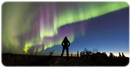 fenomena-Aurora-Borealis 10 KEAJAIBAN DUNIA ARTIK DARI PENGALAMAN DI ICELAND