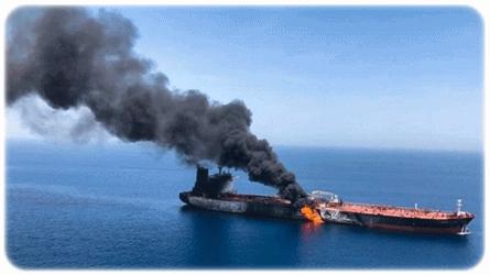 Amerika-Syarikat-Tuduh-Iran-Serang-Dua-Kapal-Tangki MENGAPA HARGA EMAS NAIK TERTINGGI 2019 DAN RAMALAN EMAS