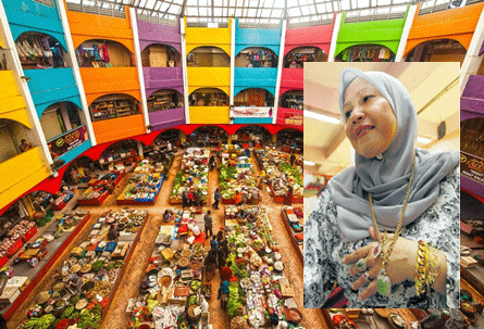 Pasar-Siti-Khadijah-Kota-Bharu-Kelantan TEMPAT PAJAK EMAS TERBAIK UNTUK GADAI EMAS ATAU PERAK