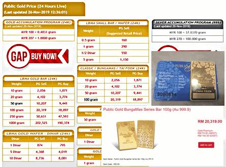 Emas-Pelaburan-Bungamas-100-gram-Public-Gold RAHSIA JADI KAYA